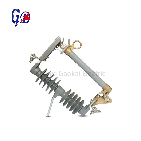 GKF4 10-15KV Fuse Cutout, High voltage Fuse, Thermal